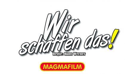Merkelt's Euch: Wir schaffen das!